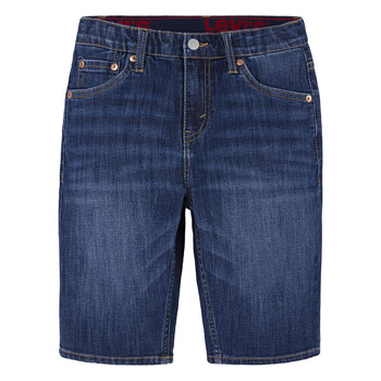 Textil Rapaz Shorts / Bermudas Levi's PERFORMANCE SHORT Azul