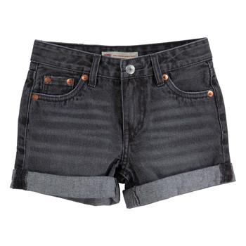 Textil Rapariga Shorts / Bermudas Levi's 3E4536-D0K Cinza
