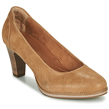 Sapatos Mulher Escarpim Tamaris FEELINA Castanho
