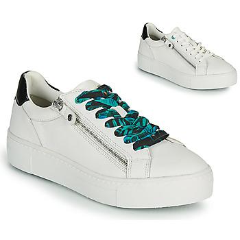 Sapatos Mulher Sapatilhas Tamaris MILANIA Branco