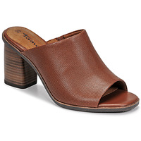 Sapatos Mulher Chinelos Tamaris NOAMY Castanho