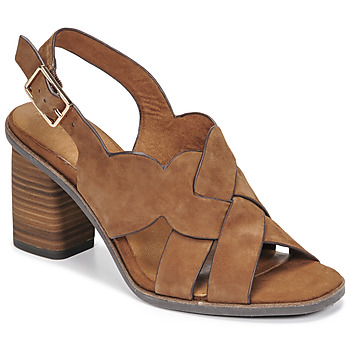 Sapatos Mulher Sandálias Tamaris NOAMY Castanho