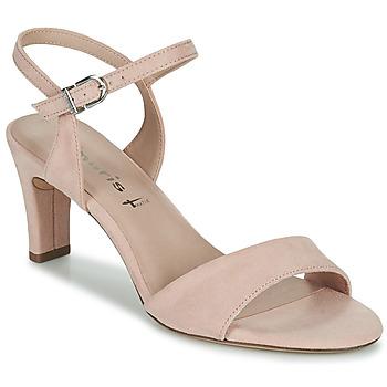 Sapatos Mulher Sandálias Tamaris MELIAH Bege
