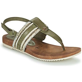 Sapatos Mulher Sandálias Tamaris LOCUST Pistacho