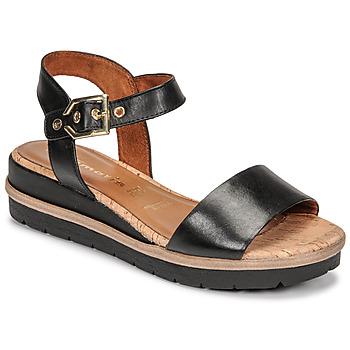 Sapatos Mulher Sandálias Tamaris EDA Preto
