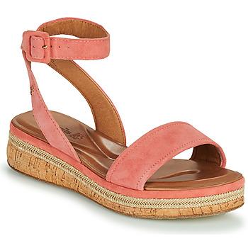 Sapatos Mulher Sandálias Tamaris YARA Rosa