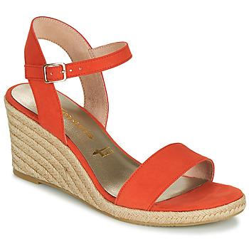 Sapatos Mulher Sandálias Tamaris LIVIAN Vermelho