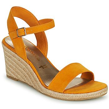 Sapatos Mulher Sandálias Tamaris LIVIAN Amarelo