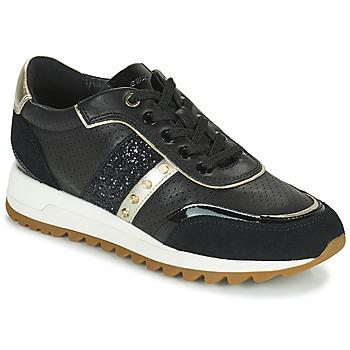Sapatos Mulher Sapatilhas Geox D TABELYA B Preto