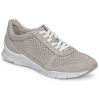Sapatos Mulher Sapatilhas Geox D SUKIE B Cinza