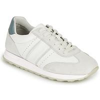 Sapatos Homem Sapatilhas Geox U FIDENZA B Branco / Azul