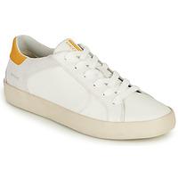 Sapatos Homem Sapatilhas Geox U WARLEY A Branco
