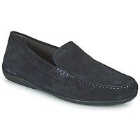 Sapatos Homem Mocassins Geox U ASCANIO A Marinho