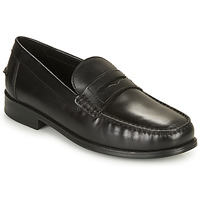 Sapatos Homem Mocassins Geox U NEW DAMON B Preto