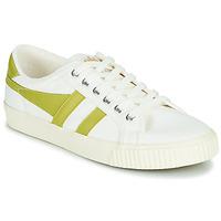 Sapatos Mulher Sapatilhas Gola TENNIS MARK COX Branco / Amarelo