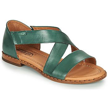 Sapatos Mulher Sandálias Pikolinos ALGAR W0X Azul