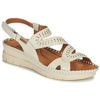 Sapatos Mulher Sandálias Pikolinos ALTEA W7N Branco