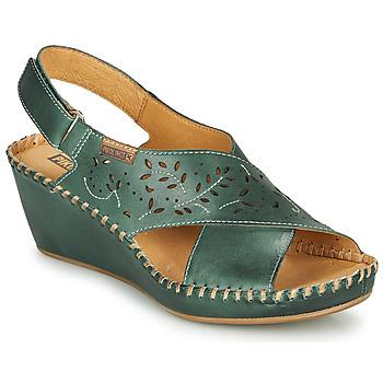 Sapatos Mulher Sandálias Pikolinos MARGARITA 943 Azul