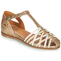 Sapatos Mulher Sandálias Pikolinos TALAVERA W3D Ouro
