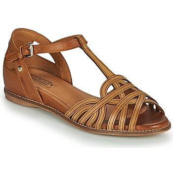 Sapatos Mulher Sandálias Pikolinos TALAVERA W3D Mel