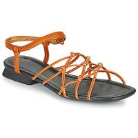 Sapatos Mulher Sandálias Camper CASI MYRA SANDAL Castanho