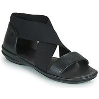 Sapatos Mulher Sandálias Camper RIGHT NINA Preto