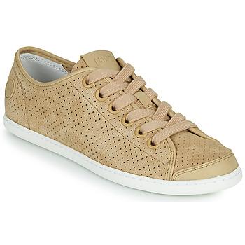 Sapatos Mulher Sapatilhas Camper UNO Bege