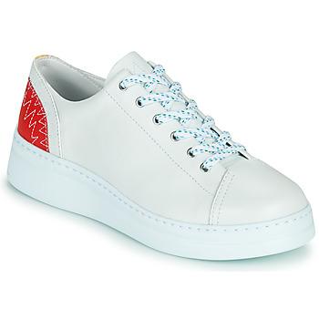Sapatos Mulher Sapatilhas Camper RUNNER UP Branco / Vermelho
