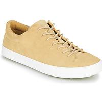 Sapatos Homem Sapatilhas Camper CHASIS Bege