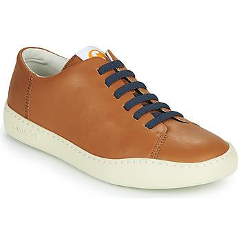 Sapatos Homem Sapatilhas Camper PEU TOURING Castanho