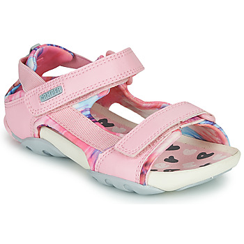 Sapatos Rapariga Sandálias Camper OUS Rosa