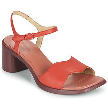 Sapatos Mulher Sandálias Camper MEDA Vermelho