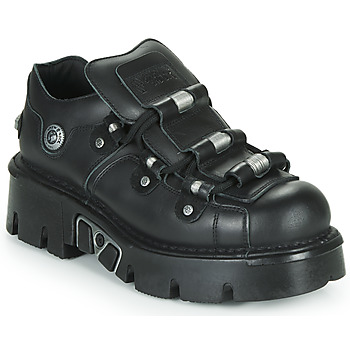 Sapatos Sapatos New Rock M-233-C3 Preto