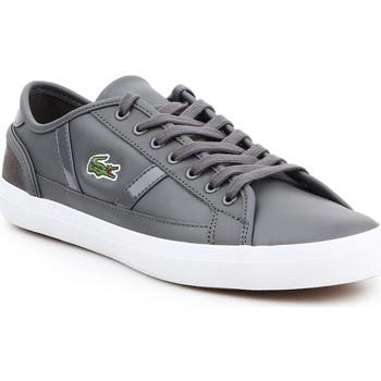 Sapatos Homem Sapatilhas Lacoste Sideline 219 1 CMA 7-37CMA011925Y grey