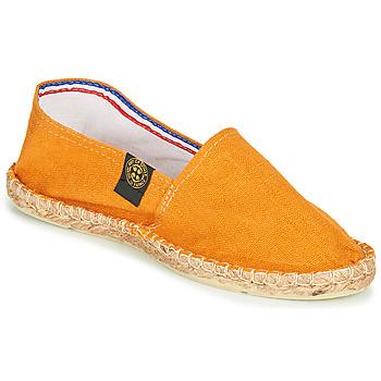 Sapatos Alpargatas Art of Soule LINEN Laranja