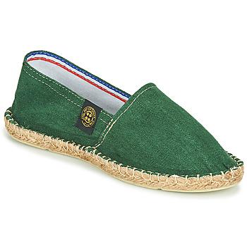 Sapatos Alpargatas Art of Soule LINEN Verde