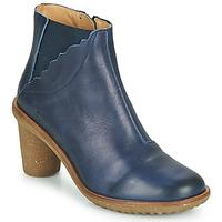 Sapatos Mulher Botins El Naturalista IRIS Azul
