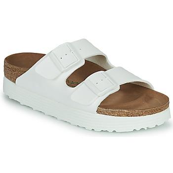 Sapatos Mulher Chinelos Papillio ARIZONA GROOVED Branco
