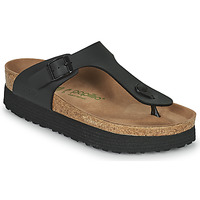 Sapatos Mulher Chinelos Papillio GIZEH GROOVED Preto
