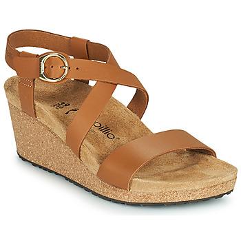 Sapatos Mulher Sandálias Papillio SIBYL RING BUCKLE Castanho