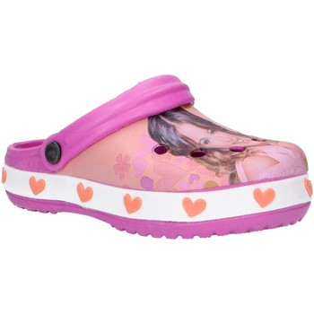 Sapatos Rapariga Tamancos Disney WD8022 Naranja