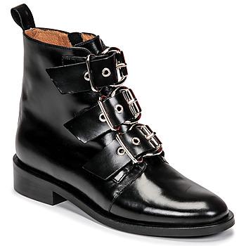 Sapatos Mulher Botas baixas Jonak DIRCE BIS Preto