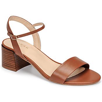 Sapatos Mulher Sandálias Jonak ANKER Castanho