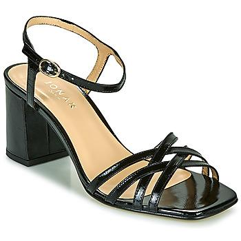 Sapatos Mulher Sandálias Jonak VICTORINE Preto