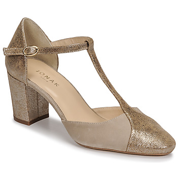 Sapatos Mulher Escarpim Jonak VIMOS Bege