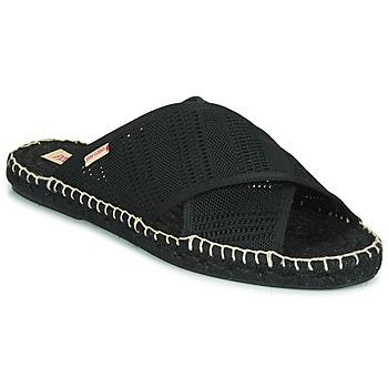 Sapatos Mulher Chinelos Pare Gabia VP BANDEAU Preto