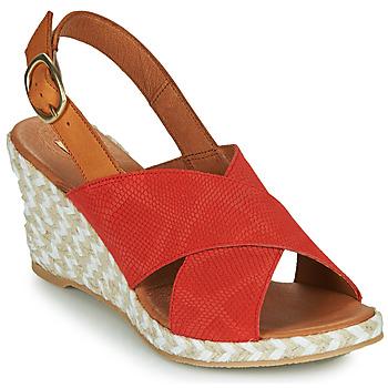 Sapatos Mulher Sandálias Pare Gabia NAMEE Laranja