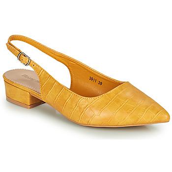 Sapatos Mulher Escarpim Moony Mood OGORGEOUS Amarelo