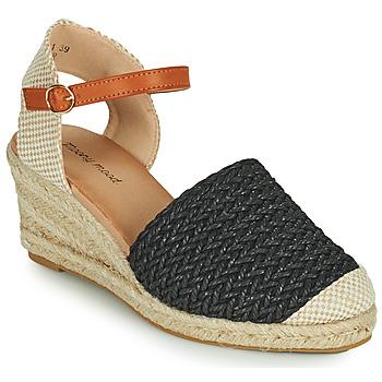 Sapatos Mulher Sandálias Moony Mood OCUTE Preto