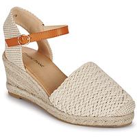 Sapatos Mulher Sandálias Moony Mood OCUTE Bege
